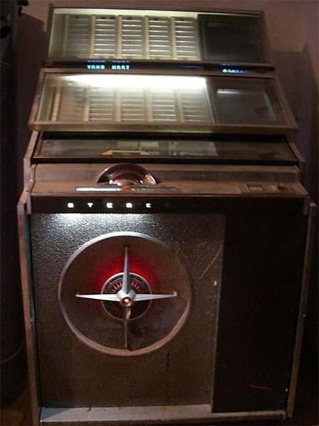 Microtecnica AMI JCL-200 Jukebox Musikbox