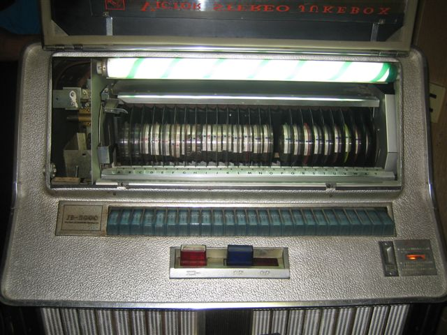 JVC Victor Jukebox JB-5000 Japan