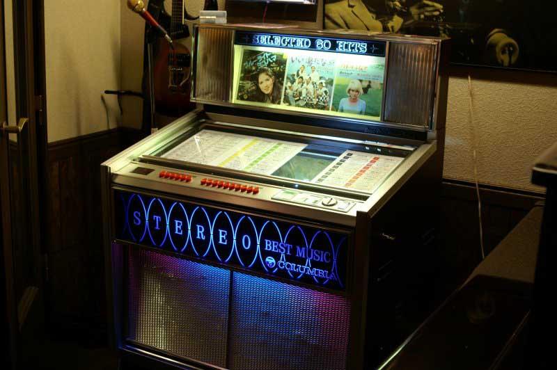 Columbia Jukebox JB-620 Japan
