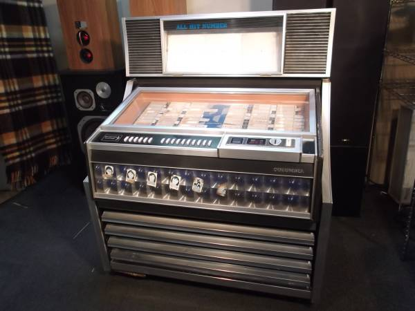Columbia Jukebox JB-680 Japan