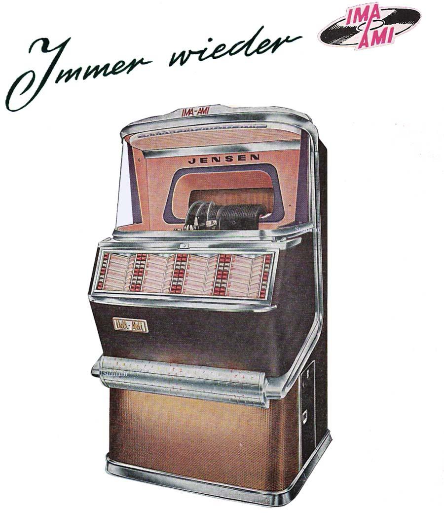 IMA-AMI J 80 H