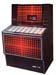 Europe Electronique 160TR Square Jupiter Jupimatic Elektrokicker Juke Box Jukebox Musikbox