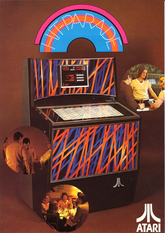 Atari Jukebox Hit-Parade Hitparade 108