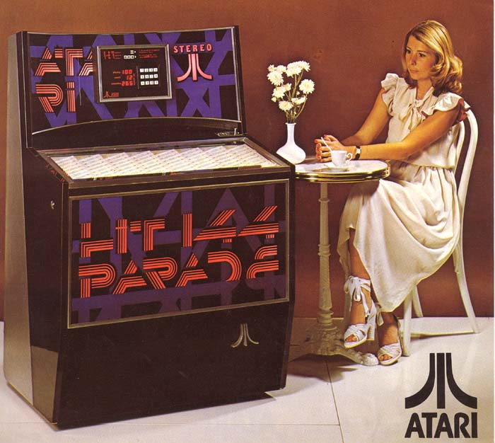 Atari Jukebox Hit-Parade Hitparade 144