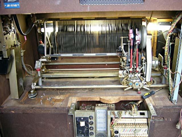 Atari Jukebox Rustica 160
