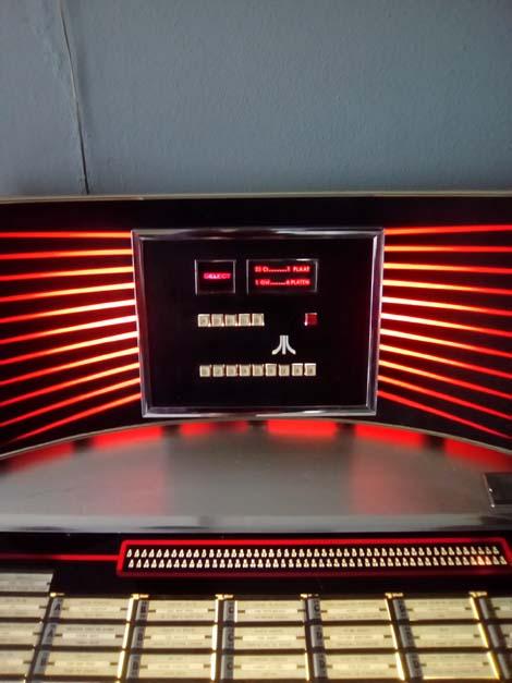 Rubis II Jupiter Atari Europe