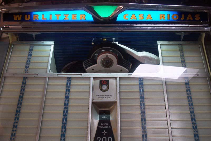 Wurlitzer 2300 Casa Riojas