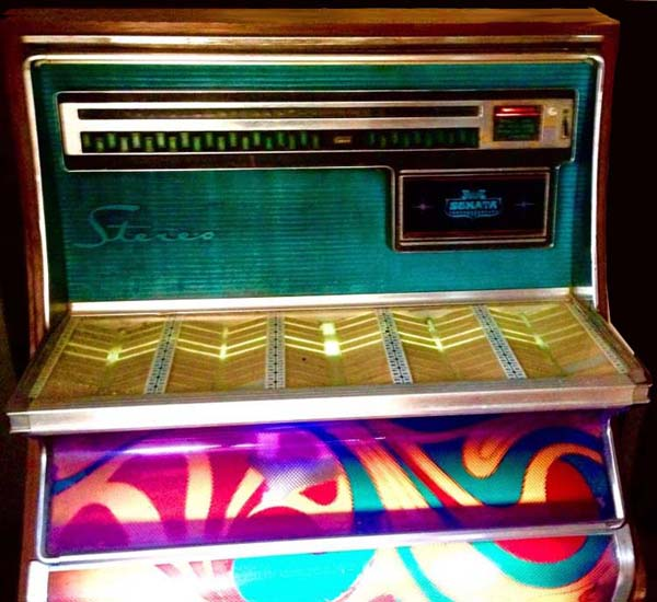Sonata 4100 Jukebox Phonograph Sinfonola