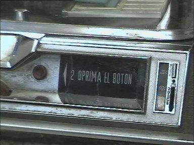 AMI K200 Mexico Phonograph Sinfonola