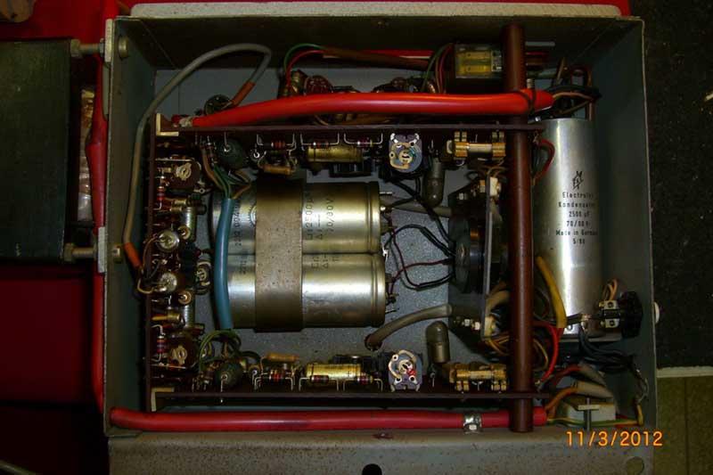 Nova 445 - Stereomat 100T