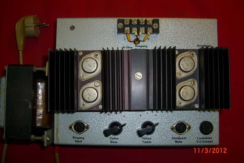 Nova Verstärker Amplifier SI 30