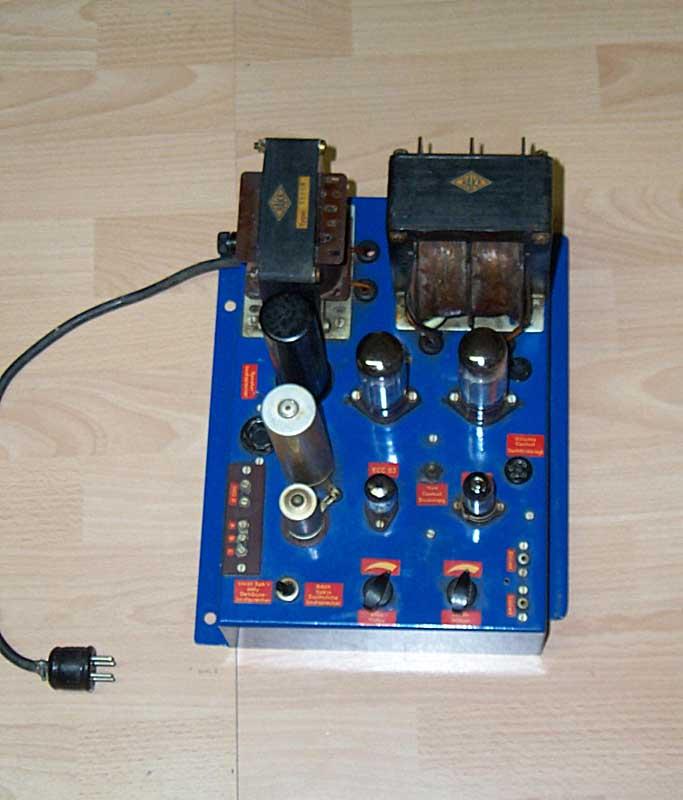 1448 Amplifier - Nova