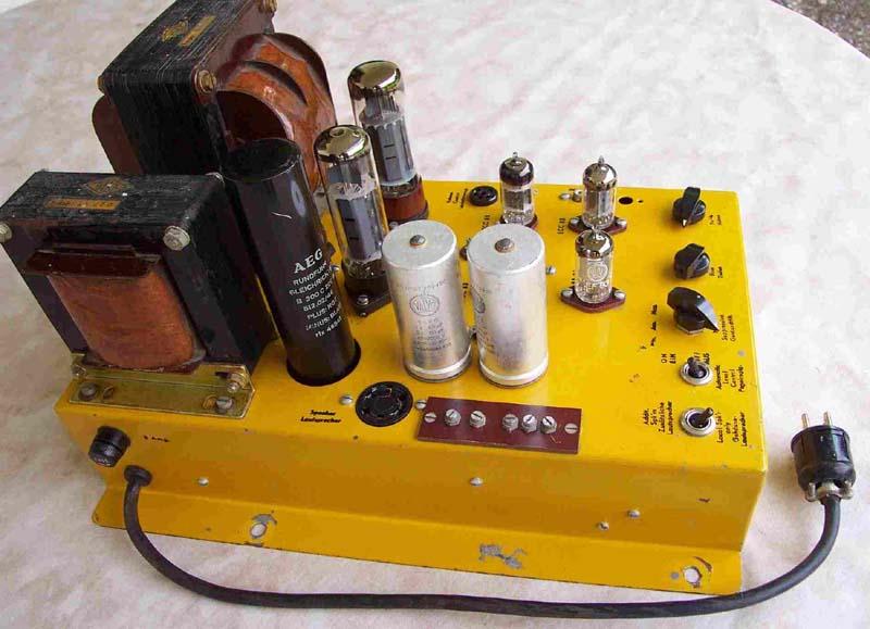 1458 Amplifier - Nova