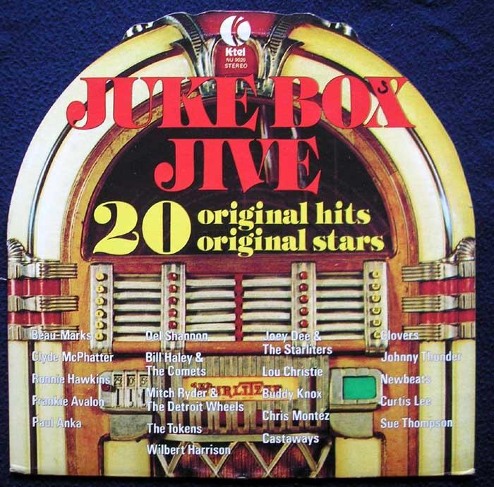 Various - Jukebox Jive