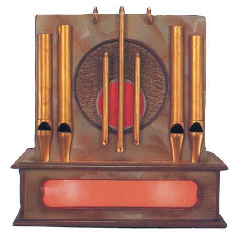 Packard Prewar Speaker Organ type