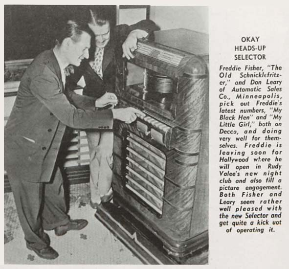 Wurlitzer 616 Packard Jukebox Phonograph