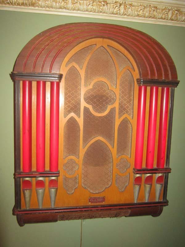Packard Prewar Speaker