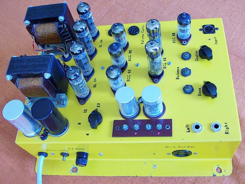 Rock-Ola 1475 - Tempo 1 Verstärker amplifier NOVA