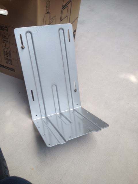 Rock-Ola Bar Bracket