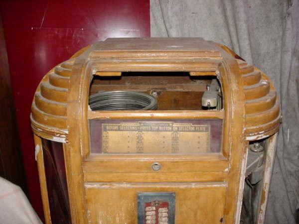 Rock-Ola Jukebox Musikbox