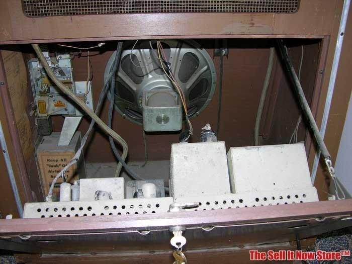 Seeburg M100B Jukebox Musikbox