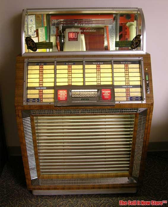 Seeburg Jukebox Value Seeburg M100b Jukebox Musikbox