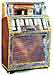 Seeburg M100 B Select-O-Matic Seeburg Jukebox Musikbox Juke Box M 100 BL