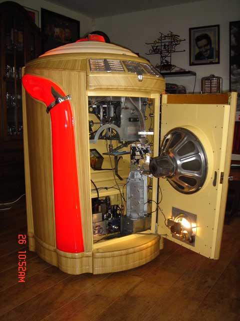 Musikbox Seeburg 147 Jukebox