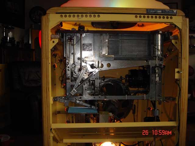 Seeburg 148 - Trashcan