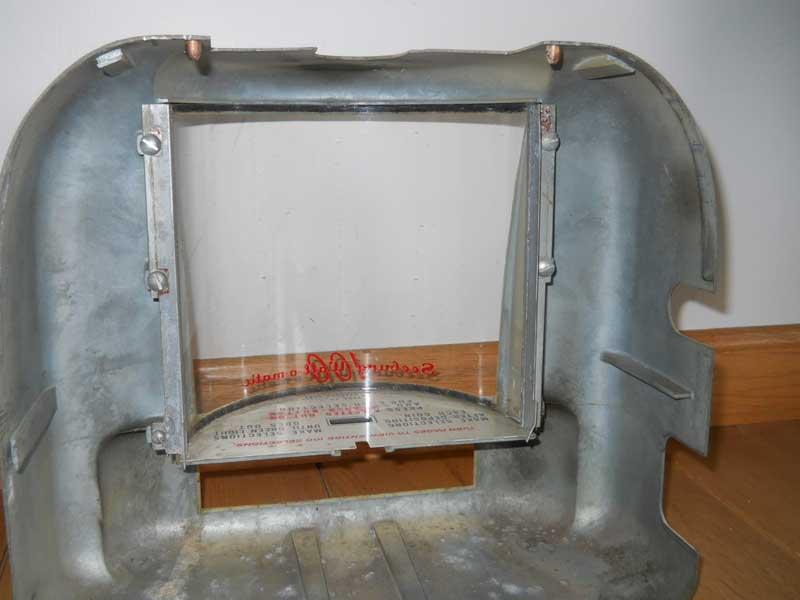 Seeburg 3W1 Wallbox Fernwähler