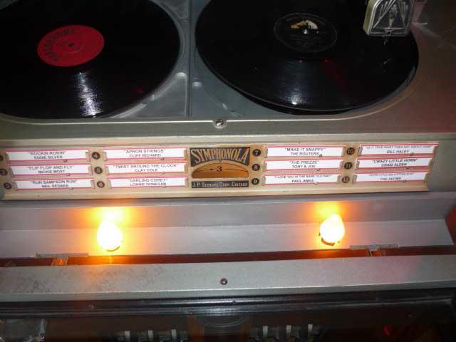 Seeburg Symphonola A Jukebox Musikbox Phonograph