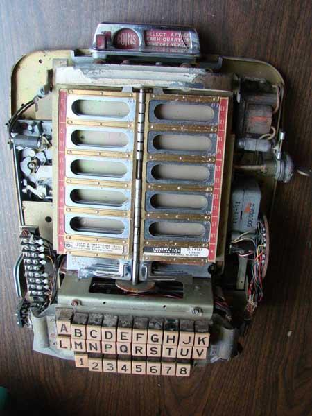 Seeburg Wallbox AP3W160