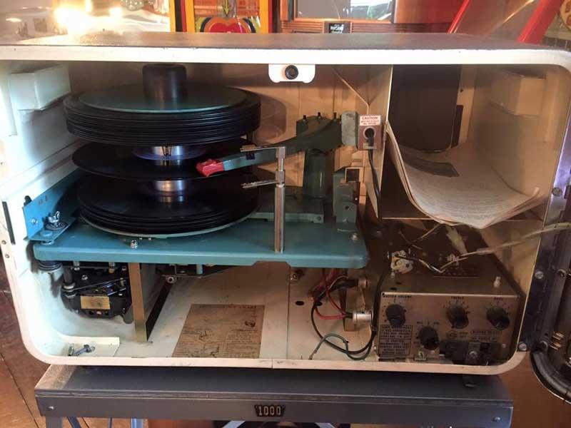Seeburg Background Music system BMS 1000