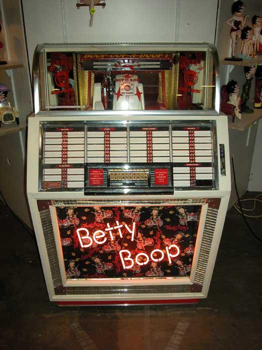 M100B Betty Boop