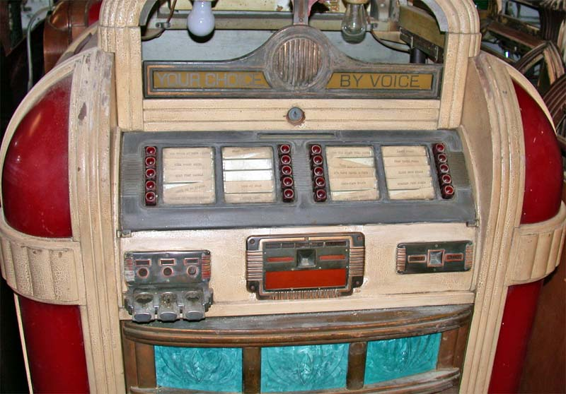 Seeburg Pantages Jukebox Musikbox