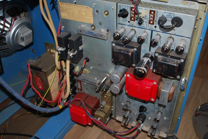 Seeburg EQ160 Jukebox Phonograph Musikbox