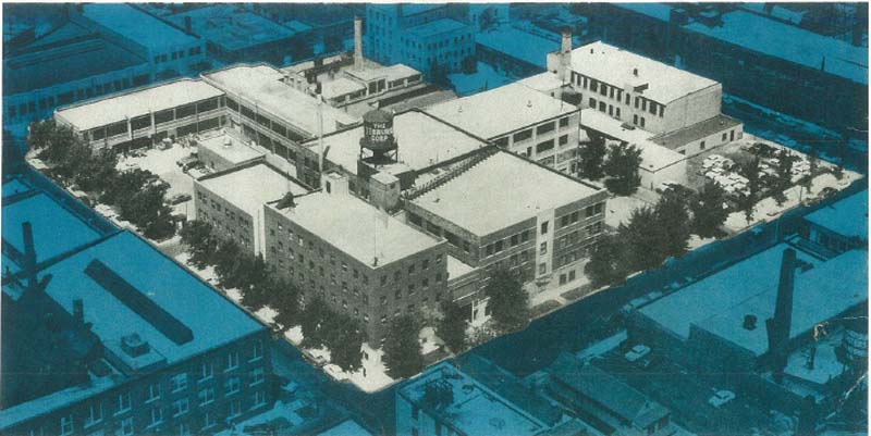 Seeburg Factory in 1960s