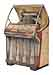 Seeburg Select-O-Matic HF100 R Seeburg Jukebox Musikbox Juke Box HF100R HF 100 R
