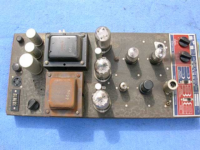 Seeburg amplifier HFMA1-L6 verstärker Jukebox Musikbox