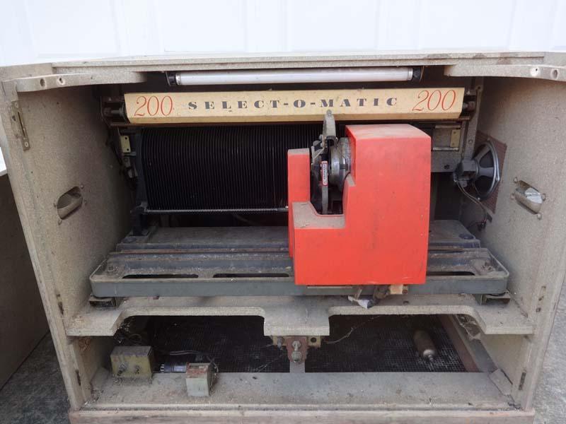 Seeburg KD Hideaway Jukebox Musikbox