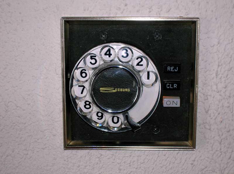 Home Remote Stereo Console Seeburg