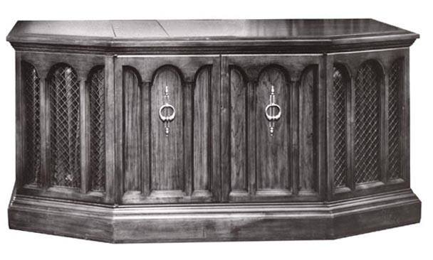 Home Stereo Console