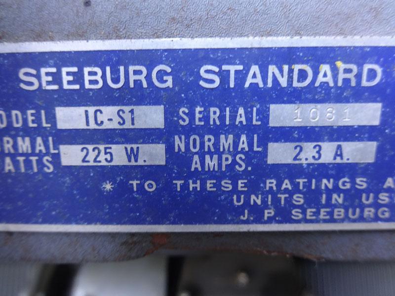 Seeburg IC-S1 Library Unit
