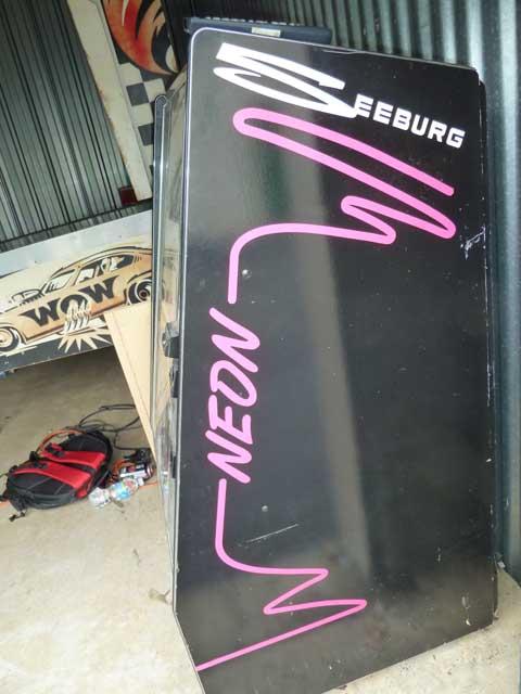 Seeburg Neon Jukebox Jukebox USA