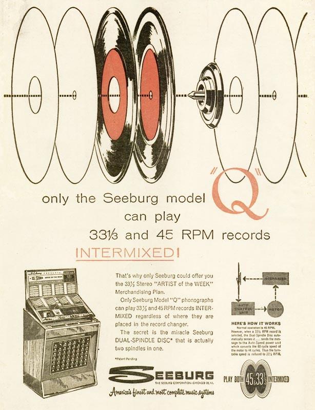 Seeburg Q160