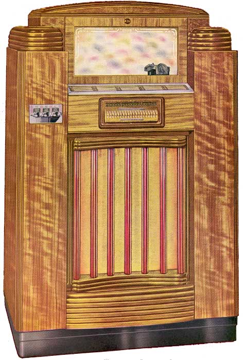 Seeburg Symphonola Royal Phonograph