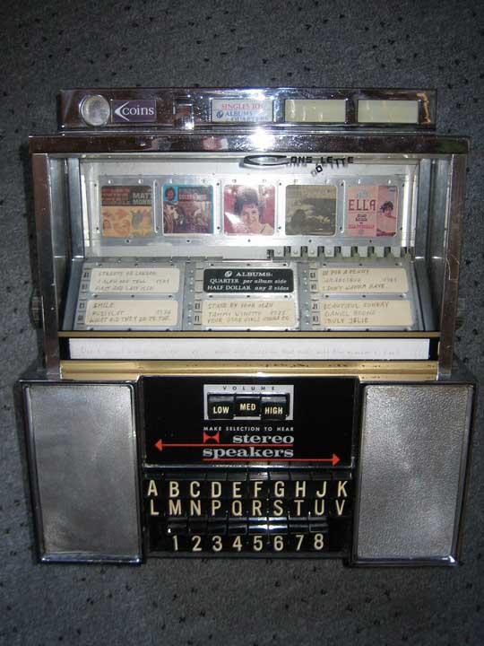 Seeburg Consolette