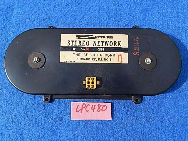 Seeburg Stereonetwork SN-8