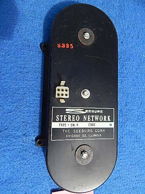 Seeburg Electra SN9