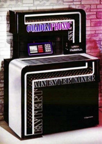 Seeburg Quad Entertainer SQS 2